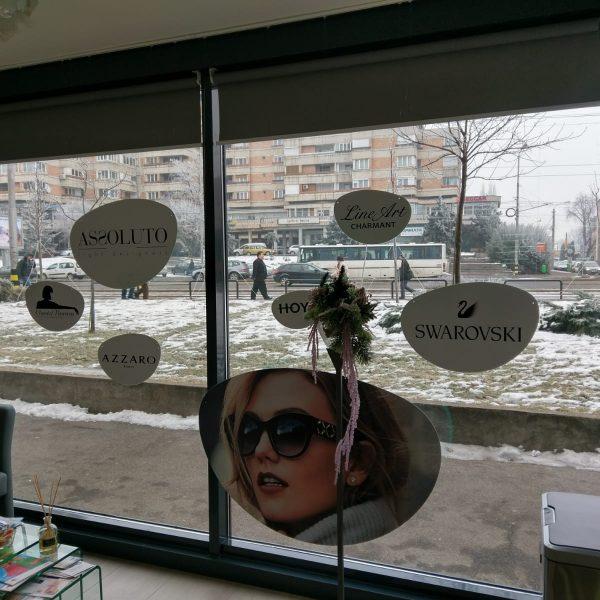 Decor vitrina - Interior