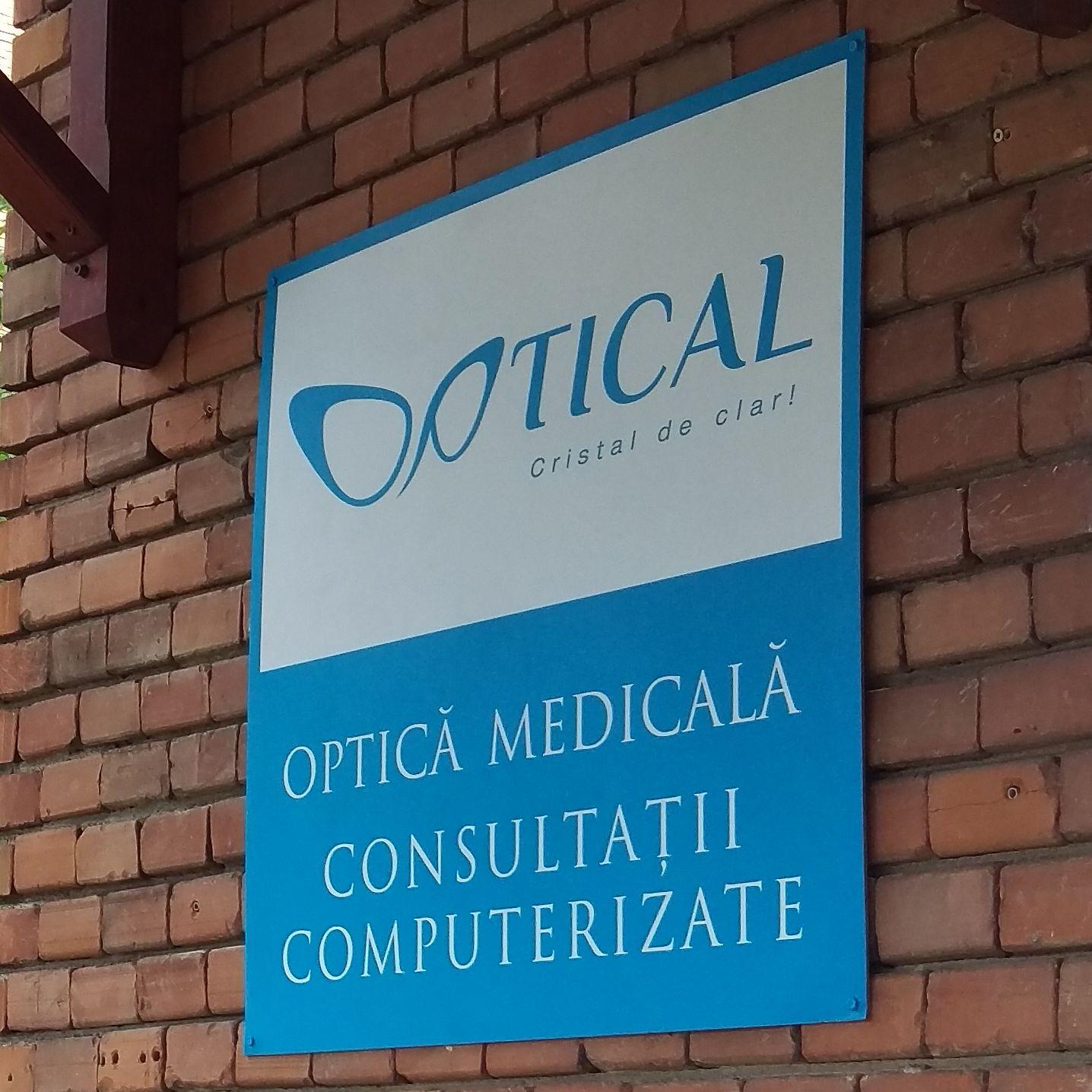 Panou pentru Cabinet Medical Optical
