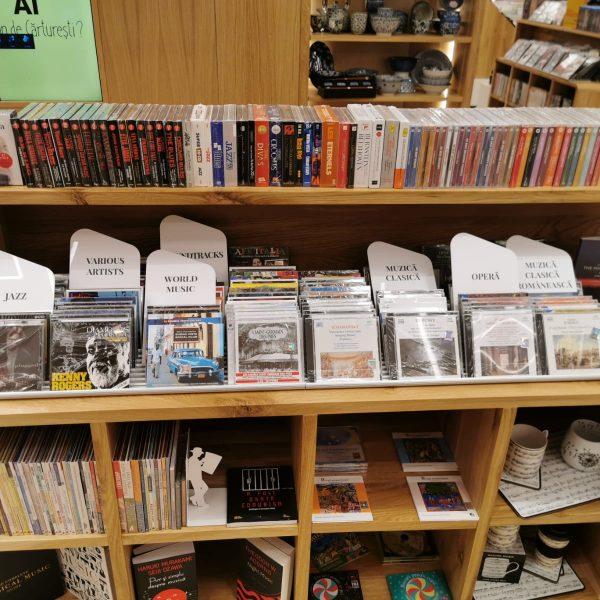 Despărțitoare CD-DVD