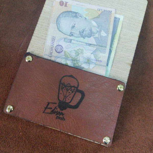 Note de plată - front