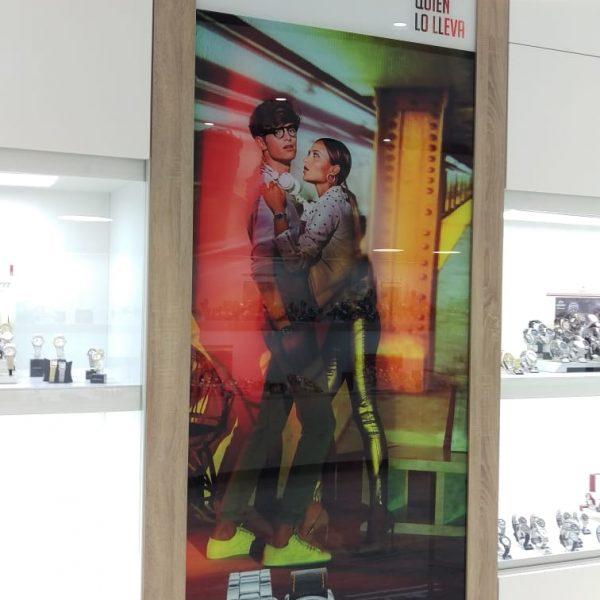 Panouri de postere cu aspect de sticlă - Ceasuri