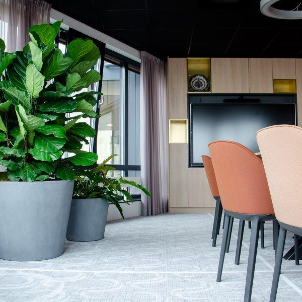 Mochetă personalizată birou