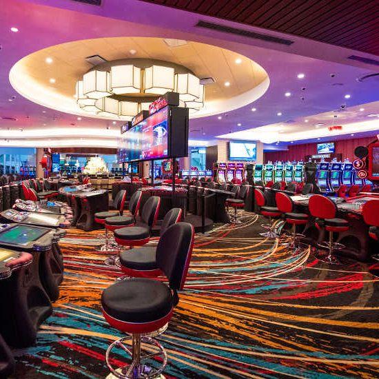 covor personalizat casino 2